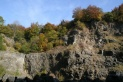 Basaltsäulen im Arensberg